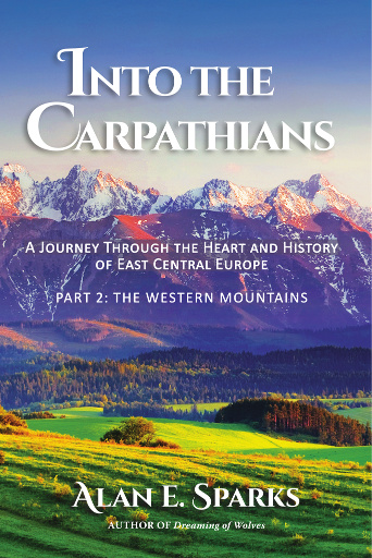 Into the Carpathains Part 2 cover