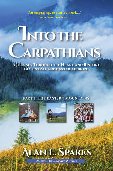 Into the Carpathains Part 1 cover